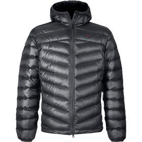 Y by Nordisk Payne Hooded Down Jacket Men, negro
